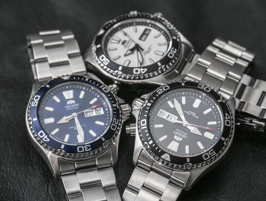Наручные часы Orient Mako