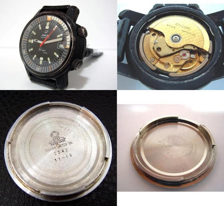 Дайверские часы Super Compressor