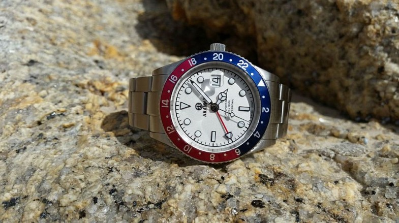 Aramar Worldport GMT