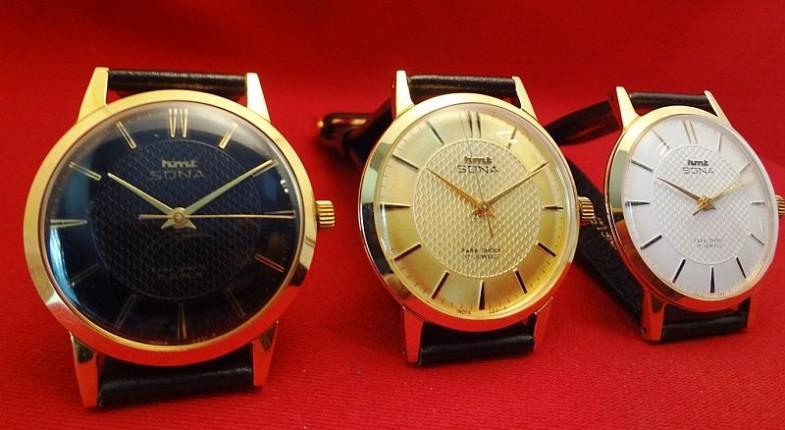 HMT watch 10