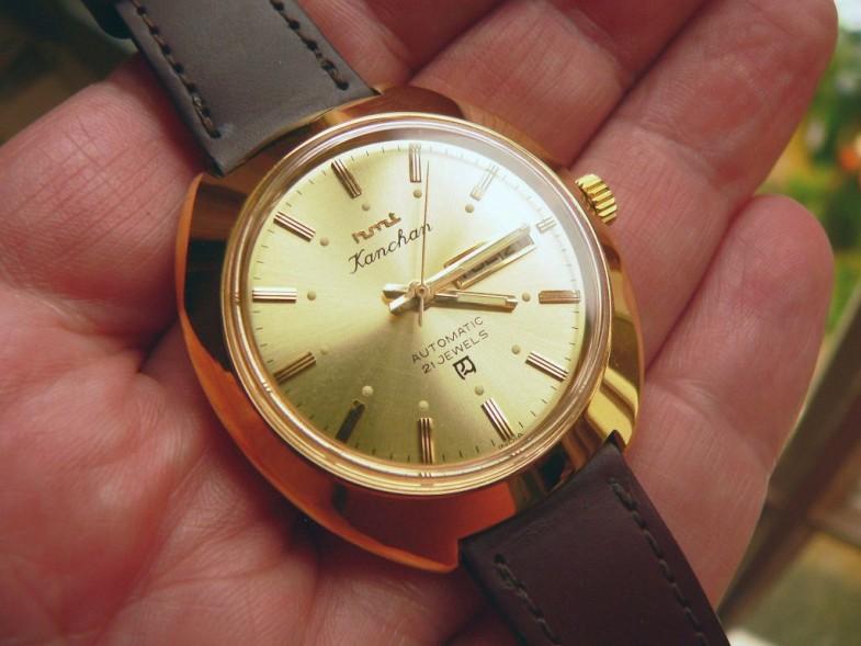HMT watch 12