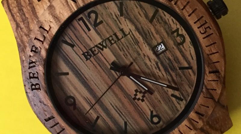 Обзор часов Bewell 2538 Maple Band