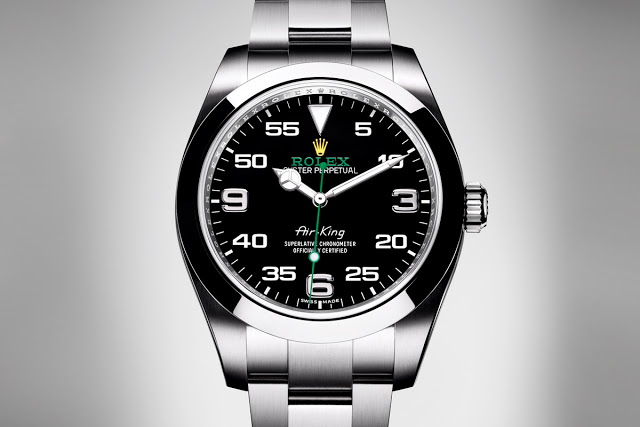 Rolex - Oyster Perpetual Air-King Ref. 116900