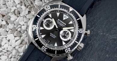 Eterna - Super KonTiki Chronograph