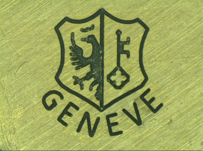 Poincon de Geneve