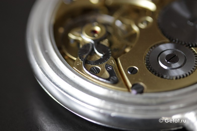 Карманные часы Zenith 1935 год