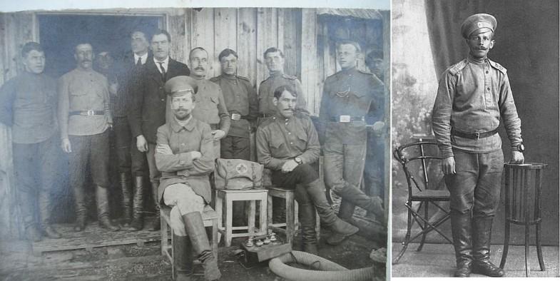 В Русской Императорской армии большинство офицеров предпочитали карманные часы