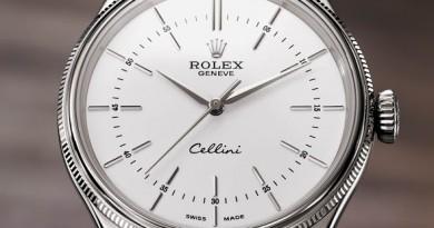 Новые Rolex Cellini - от 14150 евро