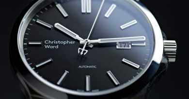 Christopher Ward - ребрендинг и смена философии
