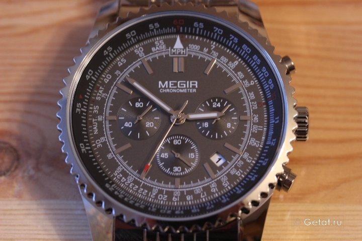часы Megir 2009