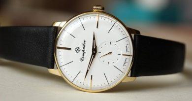 Обзор часов Compadre - классная механика за $60