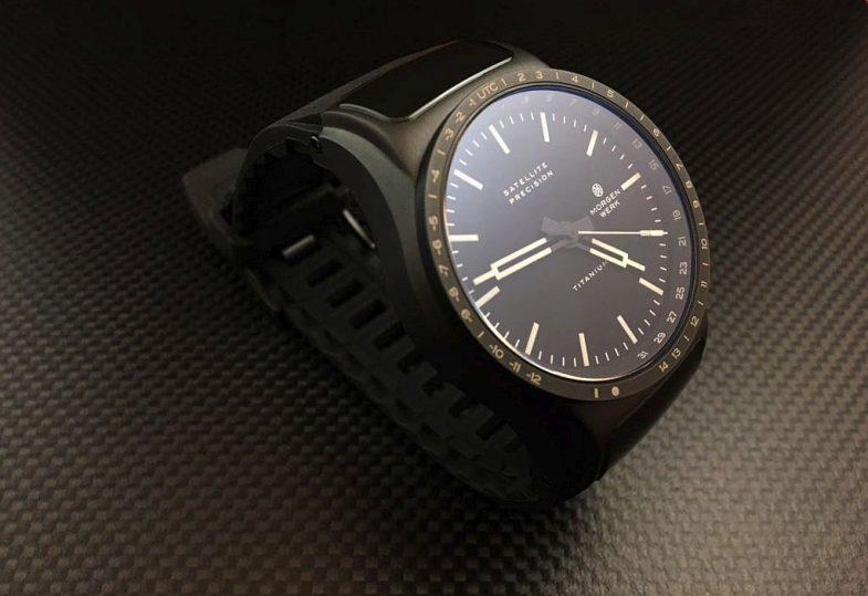 Morgenwerk часы с GPS синхронизацией