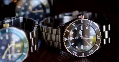 NTH Watches: Хомажи Rolex Submariner