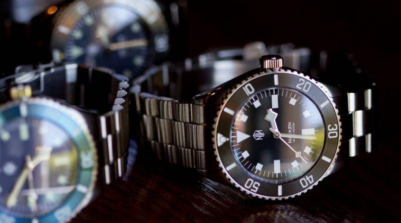 NTH Watches: Хомажи Rolex Submariner