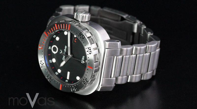 Movas GMT III Diver