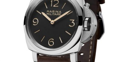"Officine Panerai - Luminor 1950 3Days 47mm ""Marina Militare"" PAM673"