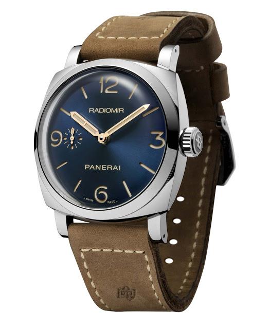 Officine Panerai - Blue Dial special series