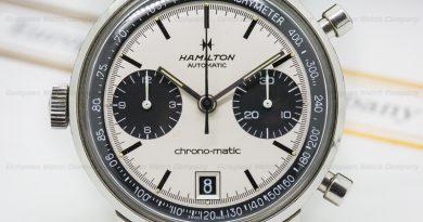 1969 Hamilton Chrono-Matic