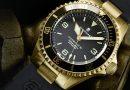 Steinhart Ocean 1 Bronze — бронза и ЕТА за 379 евро