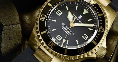 Steinhart - модель Ocean 1 Bronze