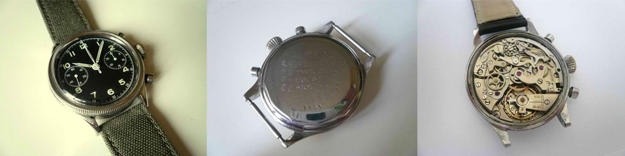 Впоследствии часы для офицеров и солдат срочной службы стали заказывать централизованно, но в годы первой мировой войны солдаты приобретали их самостоятельно.