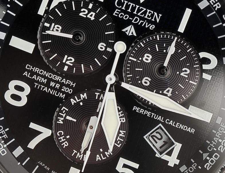 Обзор Citizen BL5257-03L