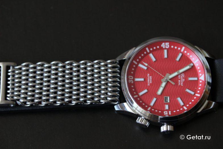 часы Balticus Grey Seal