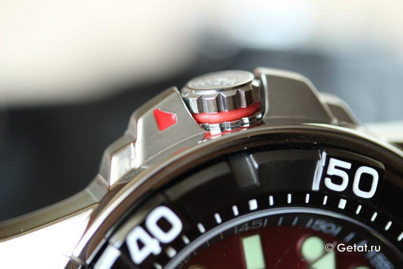 Обзор часов Orient M-Force Beast