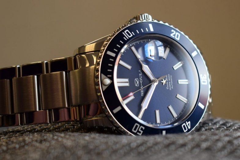 Sea-Gull Ocean Star 200M Automatic Dive Watch