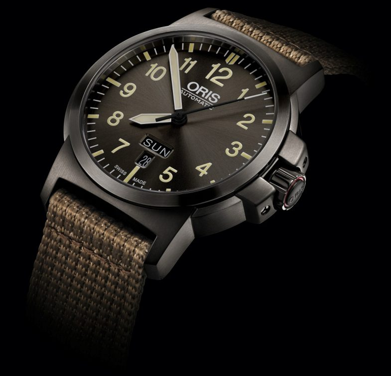 Пилот Oris Advanced Day Date