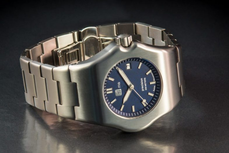 Титановые часы TiMe22 Robusto