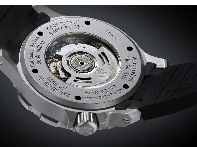 Muhle Glashutte - модель Seebatallion GMT