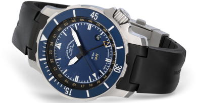 Muhle Glashutte Seebatallion GMT