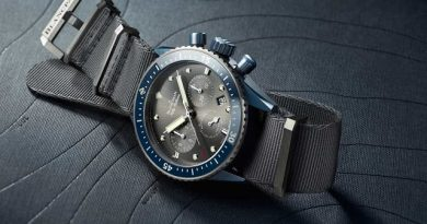 Blancpain Fifty Fathoms Bathyscaphe Flyback Chronograph BOC II
