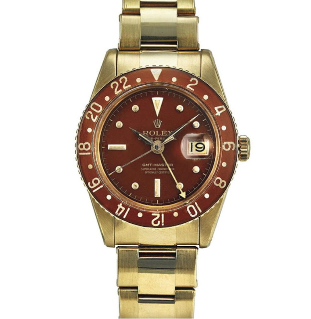 Rolex Oyster Perpetual GMT Master Ref. 6542