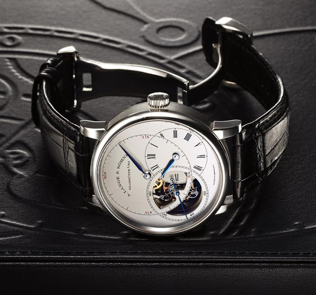 A. Lange and Söhne Richard Lange Tourbillon Pour Le Mérite