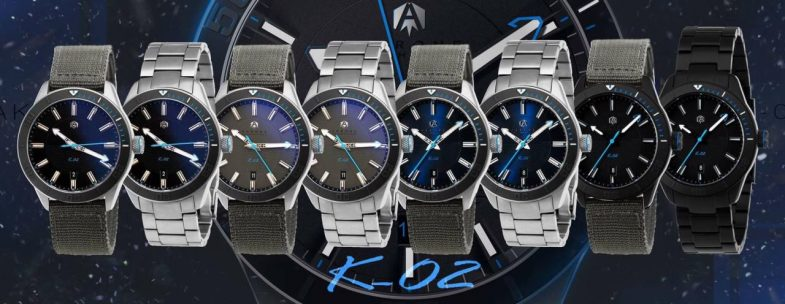 Akrone K-02