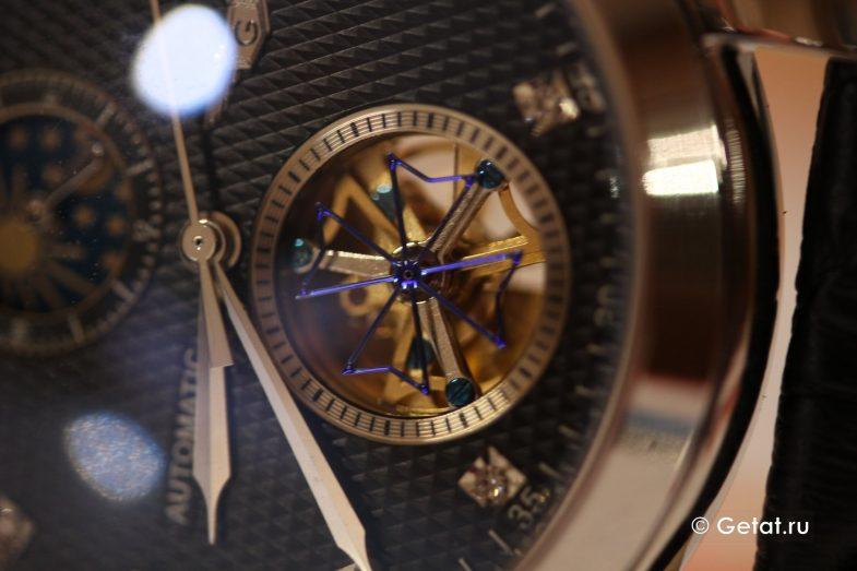 Обзор китайских механических часов Guanqin