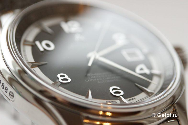 Обзор часов Atlantic Worldmaster 1888 COSC
