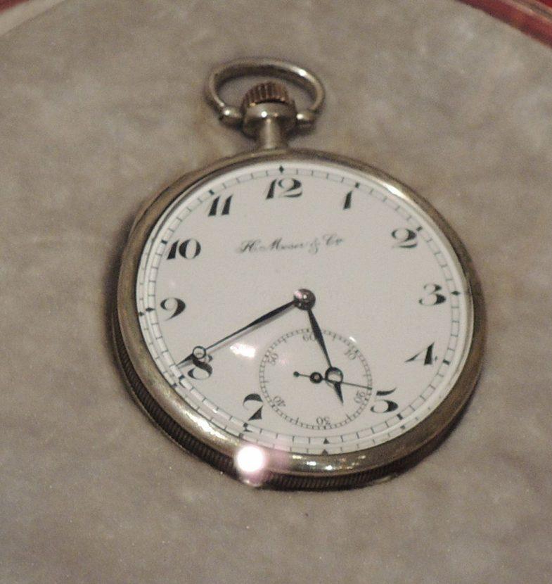 часы ленина