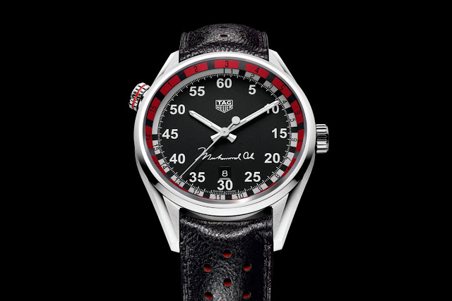 "TAG Heuer - Carrera Calibre 5 ""Ring Master"""