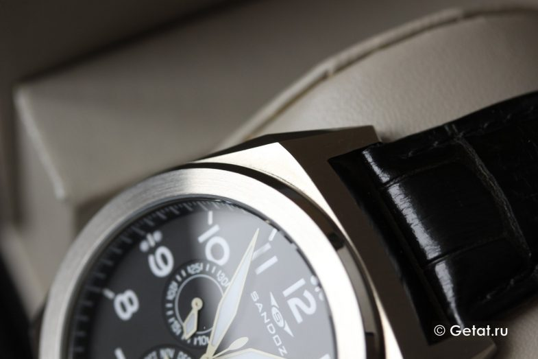 обзор швейцарских часов Sandoz