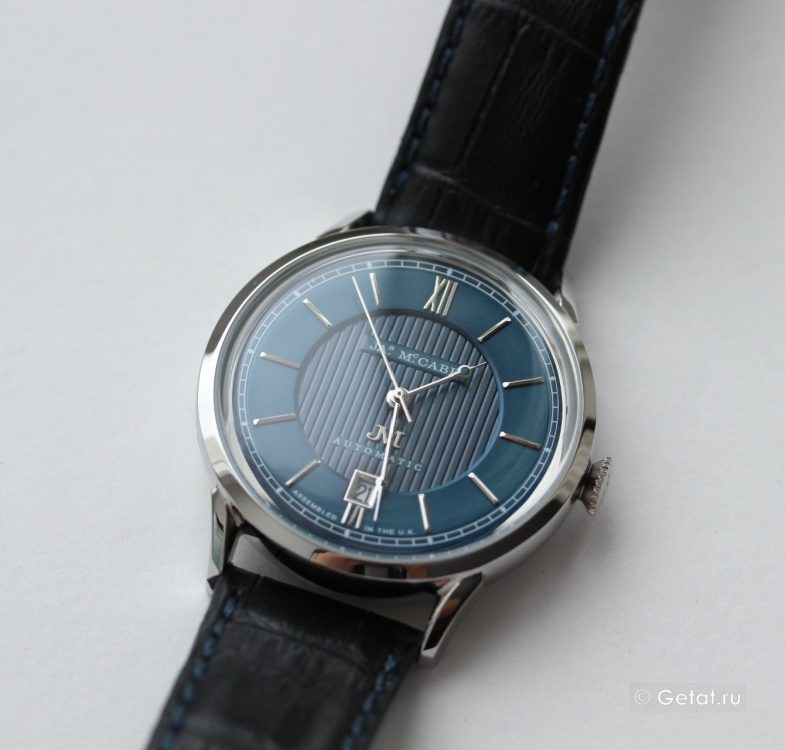 Обзор часов James McCabe Heritage Automatic II