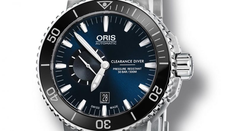 Oris Royal Navy Clearance Diver Limited Edition