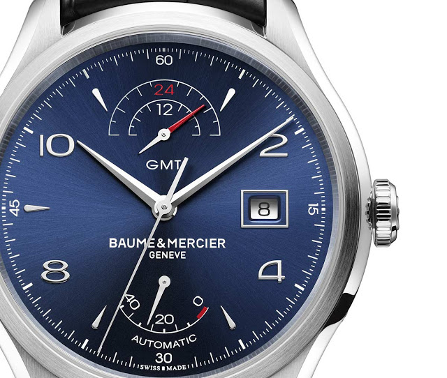 Baume et Mercier Clifton GMT