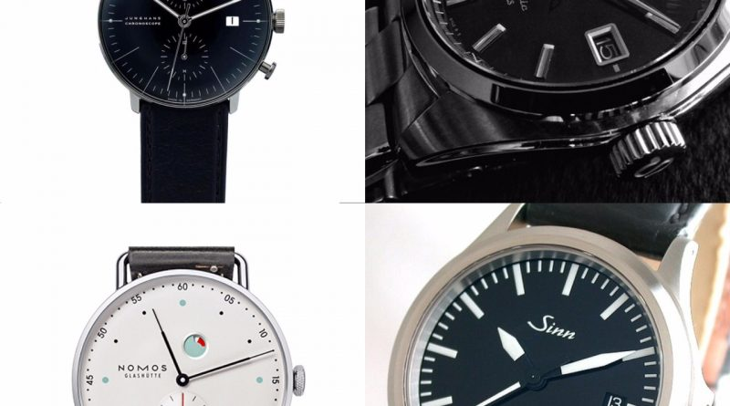 мужские часы стиль 40 мм