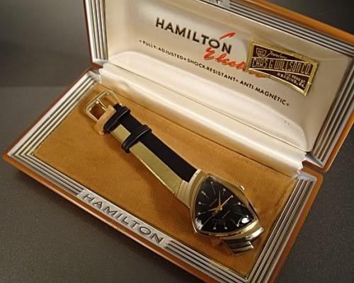 Обзор часов Hamilton Scuba