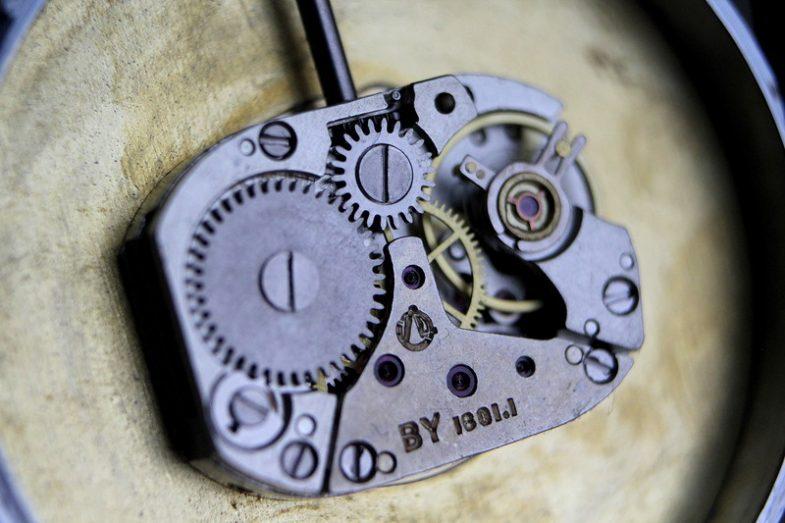 Обзоры читателей: легендарные часы Луч