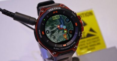 Новые смарт-часы Casio Pro Trek Smart WSD-F20 GPS