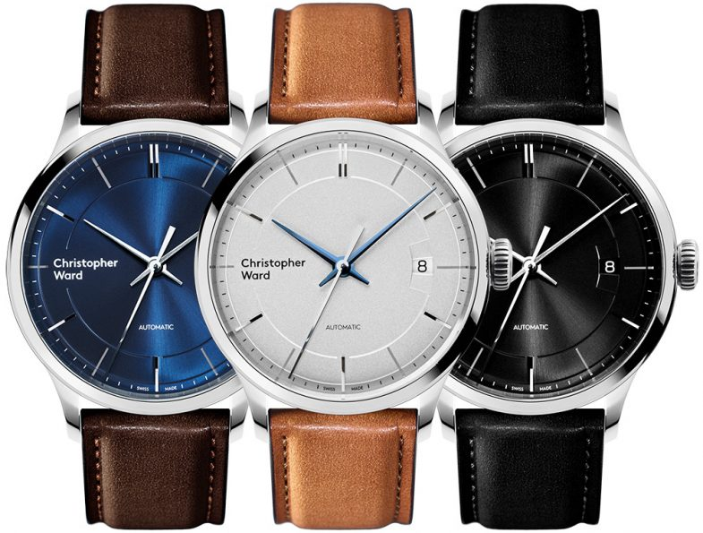 2 новых Malvern от Christopher Ward